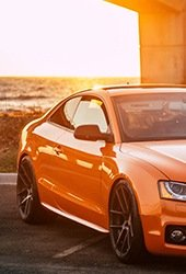 automotive styling for audi