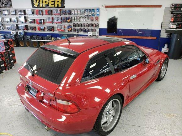 BMW DINAM M