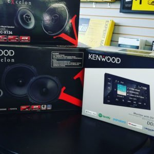 kenwood car audio bundle at miramar car audio